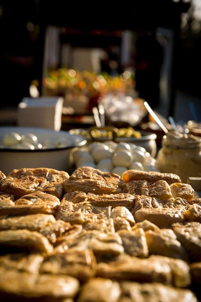דוכני מזון בורקס טורקי -נוי קייטרינג