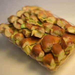 בייגלס מיני מגשי אירוח -נוי קייטרינג