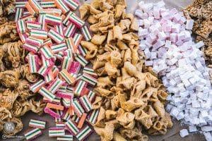 נוי קייטרינג - מגוון ממתקי השוק
