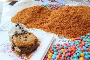נוי קייטרינג - דוכן עוגילידה