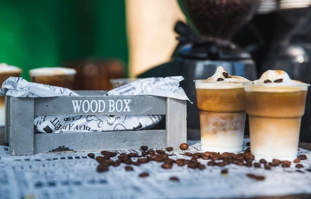 דוכני הקפה חברת נוי קייטרינג