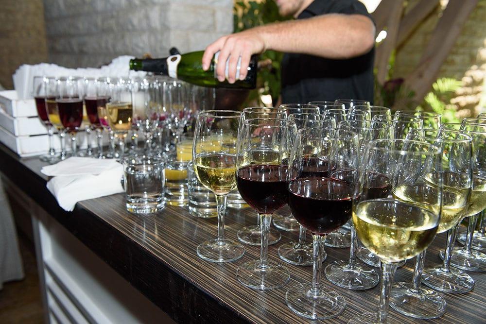 בר יין משובח -נוי קייטרינג