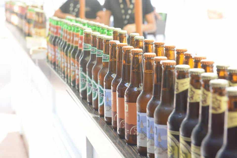 דוכן בירה -נוי קייטרינג