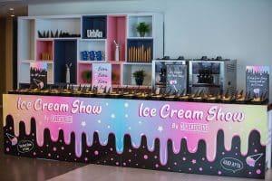 נוי קייטרינג- דוכן גלידה